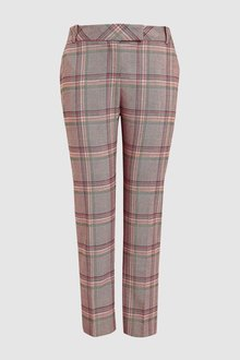Next Check Slim Trousers