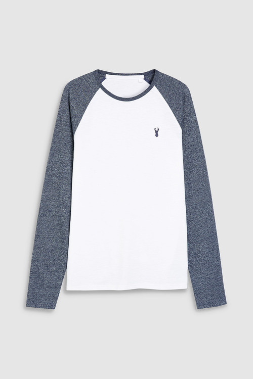 Next Long Sleeve Raglan T-Shirt