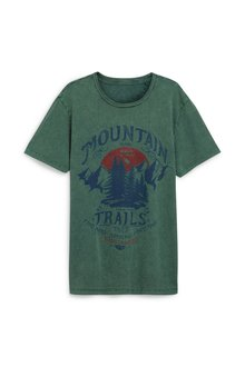 Next Mountain Graphic T-Shirt
