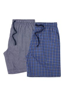 Next Check Woven Shorts Two Pack