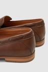 Next Textured Tassel Loafer