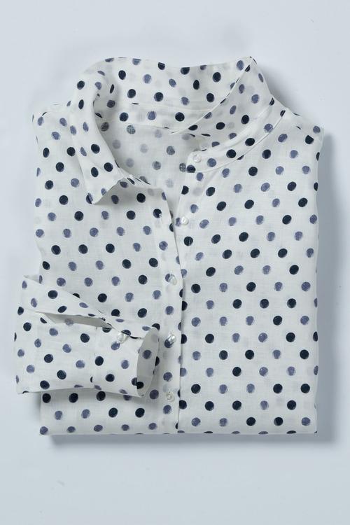 Capture Linen Button Up Shirt