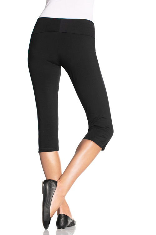 Capture Foldover Crop Leggings
