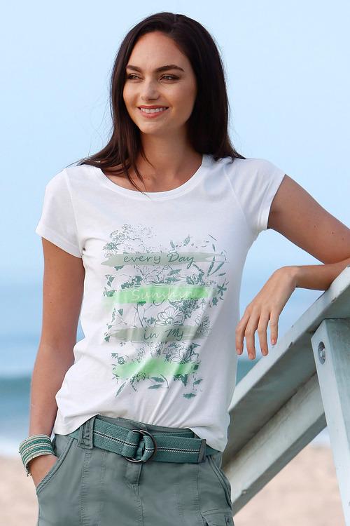 Urban Print T-Shirt