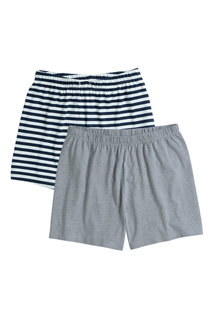 Mia Lucce Short Twin Pack