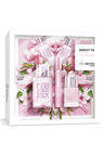 Solinotes Colorblock Cherry Blossom EDP 3pc Set