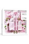 Solinotes Colorblock Cherry Blossom EDP 3pc Set