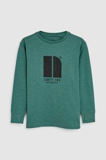 Next Long Sleeve T-Shirt (3-16yrs)