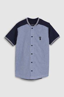 Next Gingham Check Shirt (3-16yrs)