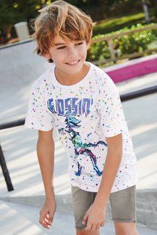 Next Flossin' T-Shirt (3-16yrs)