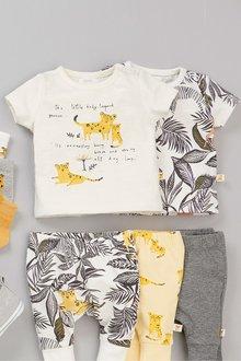 Next Animal T-Shirts Two Pack (0mths-2yrs)