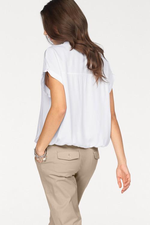 Urban Elasticated Hem Shirt