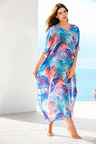 Capture Swimwear Maxi Cover Up