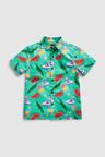 Next Short Sleeve Inflatables Print Shirt (3-16yrs)