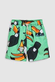 Next Toucan Swim Shorts (3-16yrs)