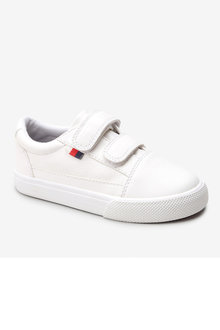 Next Double Strap Trainers (Younger) - 230682