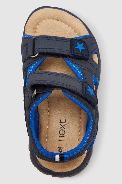 Next Two Strap Sandals (Younger)