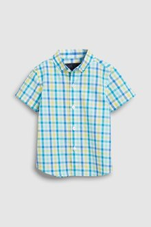Next Gingham Shirt (3mths-7yrs)