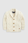 Next Cable Knit Cardigan (3mths-7yrs)