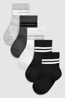 Next Sport Socks Five Pack (Younger)
