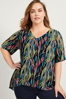 Sara Layer Tunic - 230844