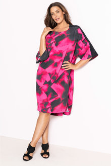Plus Size - Sara Tunic Dress - 230854