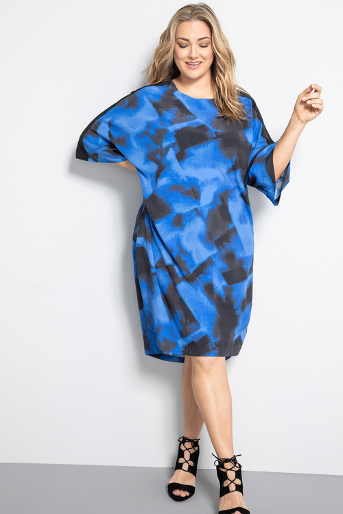 Plus Size - Sara Tunic Dress
