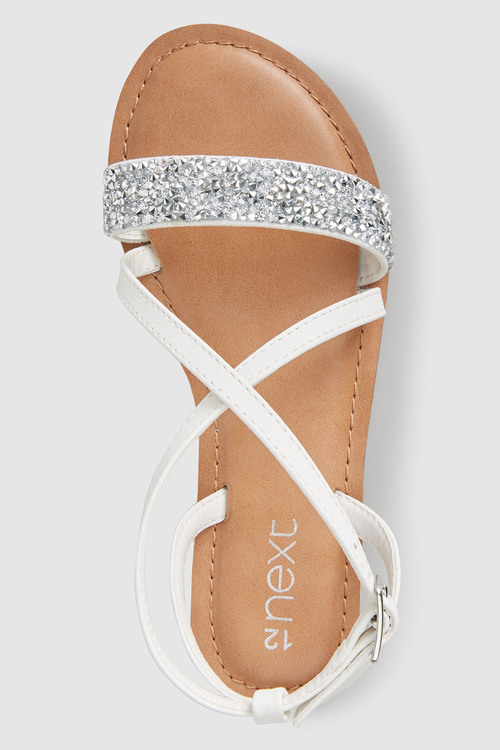 Next Cross Strap Sandals (Older)