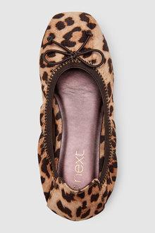 Next Flexi Ballet Shoes (Older)