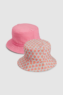 Next Fisherman's Hat Two Pack (Younger)
