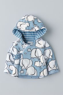 Next Elephant Jersey Jacket (0mths-2yrs)
