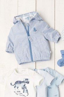 Next Stripe Jacket (0mths-2yrs)