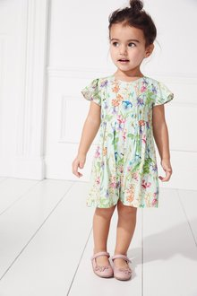 Next Floral Playsuit (3mths-7yrs)