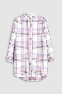 Next Long Sleeve Check Shirt (3-16yrs)