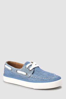 Next Lace-Up Boat Shoes (Older)