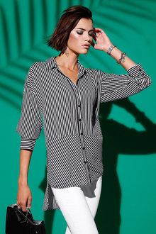 Euro Edit Stripe Shirt