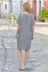 Euro Edit Shift Dress