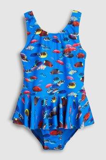 Next Fish Skirt Swimsuit (12mths-12yrs)