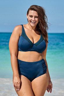 Nip Tuck Curve Multi Fit D/DD Bikini Top