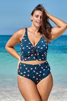 Nip Tuck Curve Multi Fit D/DD Knot Bikini Top - 231271