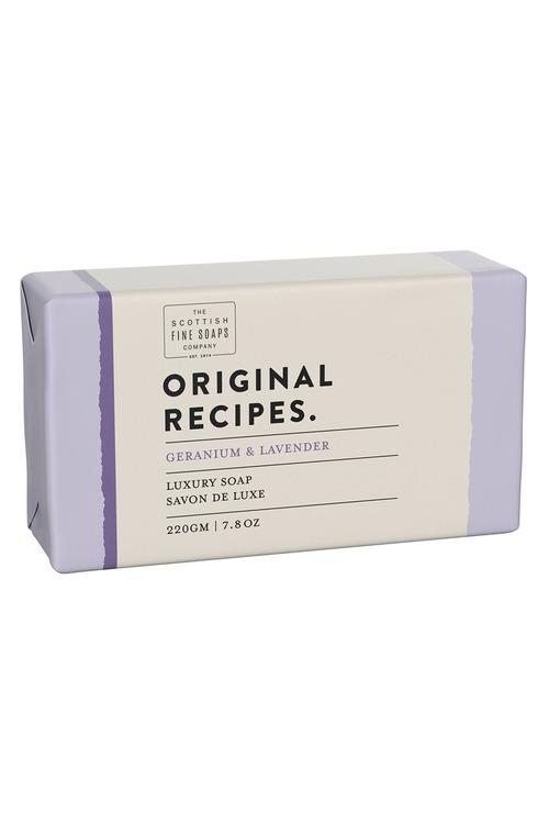 Scottish Fine Soaps Original Recipe Soap Bar