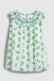 Next Ruffle Dress (3mths-7yrs)