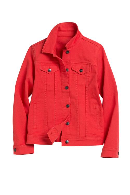 Capture Denim Jacket