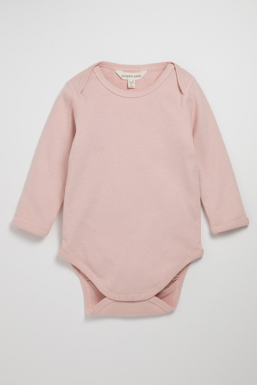 Pumpkin Patch Infants Organic Bodysuit