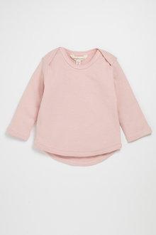 Pumpkin Patch Infants Organic Long Sleeve Top