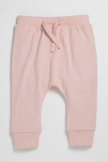 Pumpkin Patch Infants Organic Pant with Tie