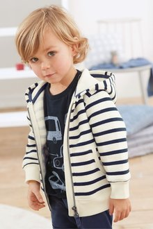 Next Zip Through Hoody (3mths-7yrs) - 231350