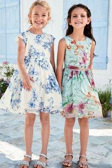 Next Print Dress (3-16yrs)