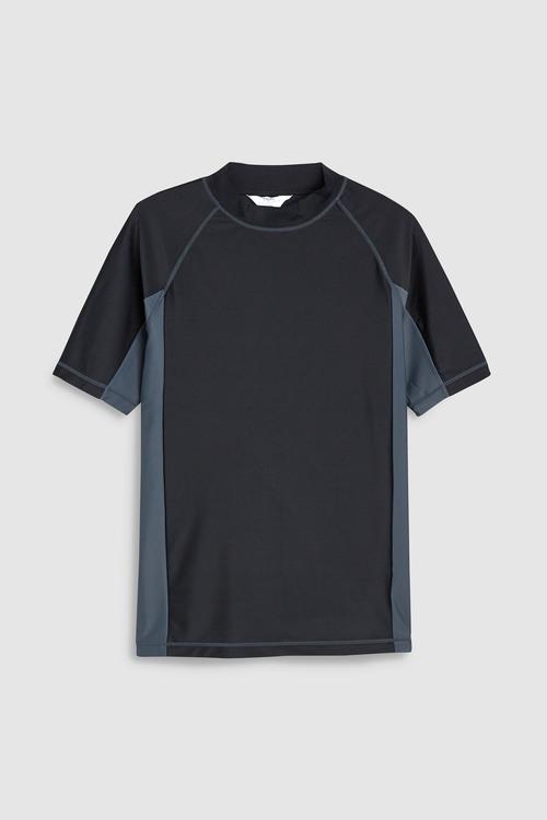 Next Short Sleeve Rash Vest