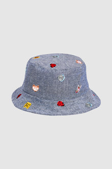 Next Embroidered Fisherman's Hat (Younger)